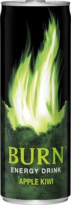 Burn napój energetyczny apple kiwi