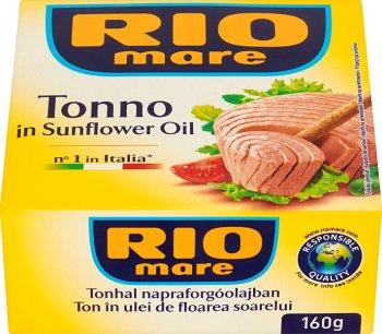 Rio Mare Tuńczyk w oleju słonecznikowym