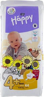 Bella Baby Happy Pieluchy  Maxi Plus (4+) 9-20 kg