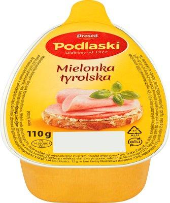 Drosed Podlaski Mielonka tyrolska