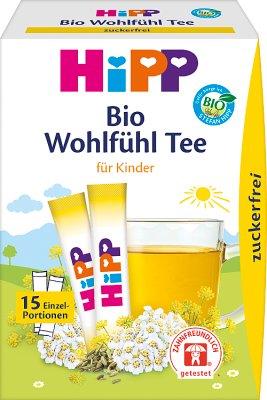 Чай HiPP для хорошего самочувствия БИО