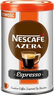 Nescafe Azera kawa rozpuszczalna Espresso