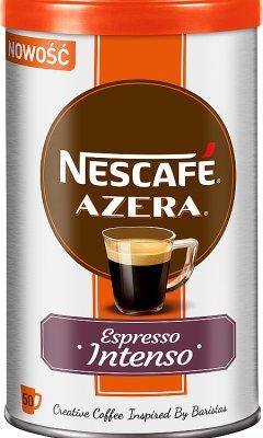 Nescafe Azera kawa rozpuszczalna Intenso