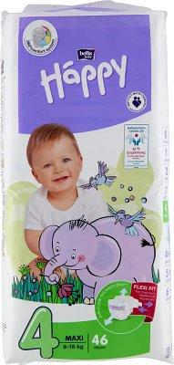 Bella Baby Happy Pieluchy 4 Maxi 8-18 kg