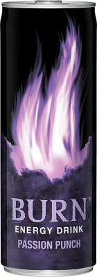 Burn napój energetyczny passion punch