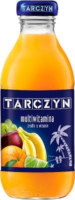 Tarczyn Napój wieloowocowy multiwitamina
