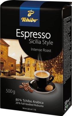 Tchibo Espresso Sicilia Style kawa ziarnista