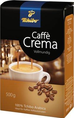 Tchibo Caffe Crema Vollmundig Kawa ziarnista