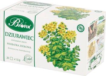 Bifix Dziurawiec Suplement diety Herbata ziołowa