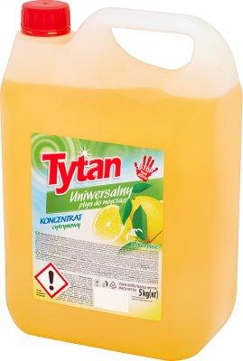 Tytan Płyn uniwersalny cytrynowy