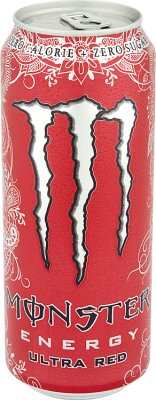Monster Energy napój energetyczny Ultra Red