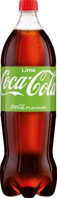 Coca-Cola Lime Napój gazowany o smaku cola i limonkowym