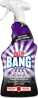 CILLIT Bang agent for removing sludge and black mold