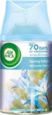 Air Wick Freshmatic contribution to automatically freshener freshness powietrza.Wiosenna