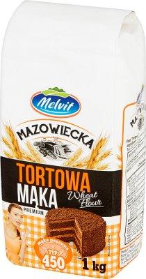 Melvit Mąka mazowiecka tortowa typ 450