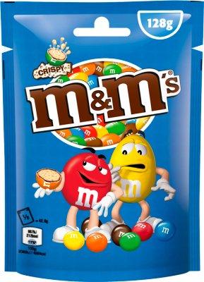 M&M's Crispy Draże  Wybór cukierków