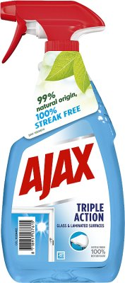 Ajax Optimal 7 Płyn do szyb w sprayu