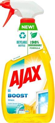 Ajax Cytryna Płyn do szyb w sprayu