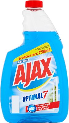 Ajax Optimal 7 Płyn do szyb zapas