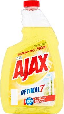 Ajax Cytryna Płyn do szyb zapas