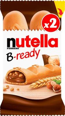 Ferrero Nutella B-ready Wafelek z kremem