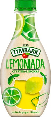 Tymbark Lemoniada cytryna i limonka
