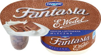 Danone Fantasia Jogurt mleczna