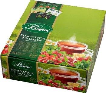 Bifix herbata ekspresowa kompozycja 9 smaków