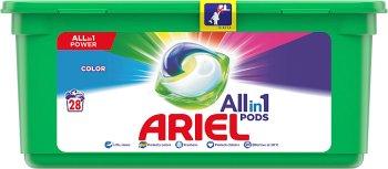 Ariel Kapsułki do prania 3in1 Color
