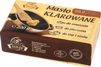 Pasłęk Butter clarified