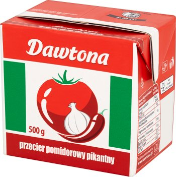 Dawtona Przecier pomidorowy pikantny