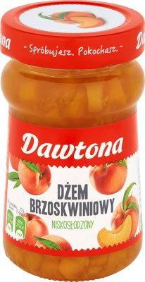 Dawtona mermelada de melocotón bajo nivel de azúcar