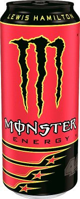 Monster Energy napój energetyczny Lewis Hamilton '44'