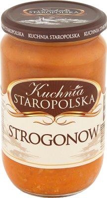 Kuchnia Staropolska Strogonow