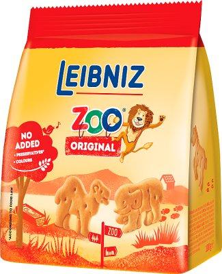 Leibniz ZOO Herbatniki maślane oryginalne