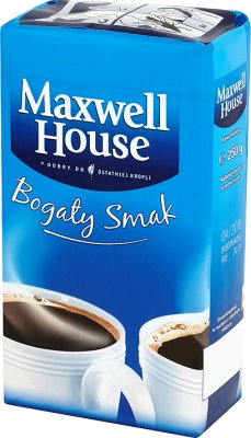 Maxwell House Bogaty Smak kawa mielona