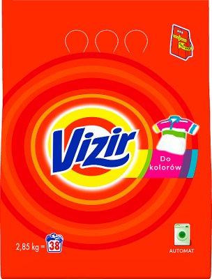 Vizir Proszek do prania do kolorów