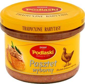 Drosed паштет вкусный цыпленок и свинина