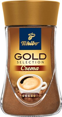 Tchibo Gold Selection Crema Kawa rozpuszczalna