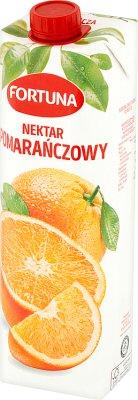 Fortuna Nektar  Pomarańcza