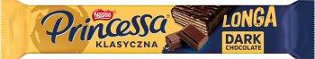 Princessa Klasyczna Wafel przekładany kremem kakaowym oblany deserową czekoladą