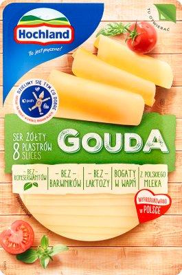 Hochland Käsescheiben Gouda