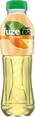 FuzeTea Napój o smaku cytrynowym z ekstraktem z zielonej herbaty