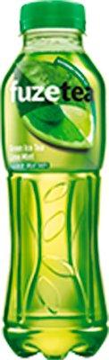 FuzeTea Napój o smaku limonkowo-miętowym z ekstraktem z zielonej herbaty
