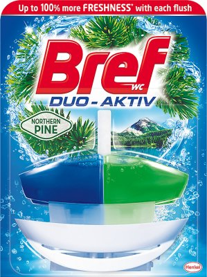 Bref WC Duo Aktiv подвеска Northern Pine