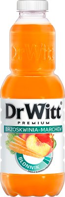 Dr. Witt Premium-Fiber Drink Pfirsich-Karotte