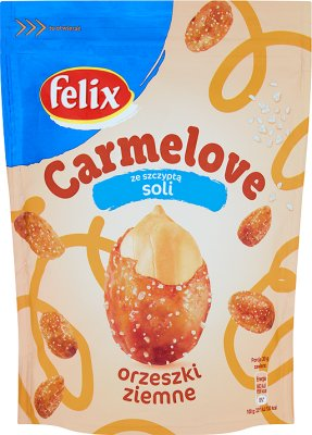 Felix Carmelove ze szczyptą soli orzeszki ziemne