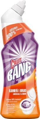 Cillit Bang Kamień i rdza. Produkt do czyszczenia i dezynfekcji muszli toaletowej
