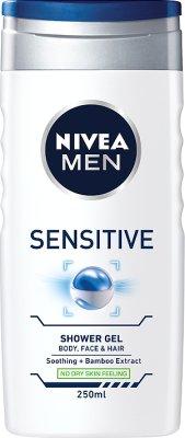 Nivea Men Sensitive Żel pod prysznic