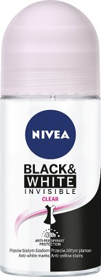 Nivea Antyperspirant roll on Invisible Clear